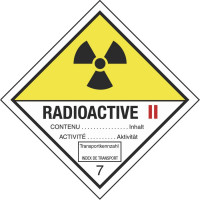 Radioaktive Stoffe