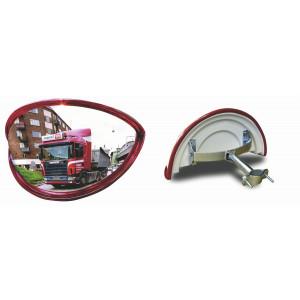 Weitwinkel-Spiegel für den Innen- und Außenbereich