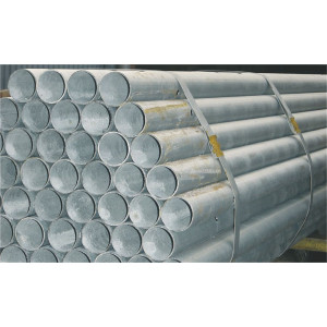 Stahlrohrpfosten