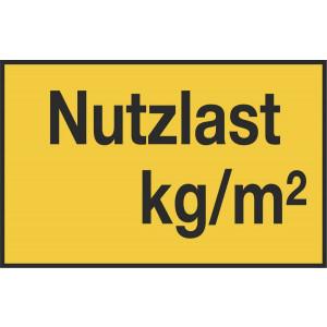 Nutzlast ?.. Kg/m²