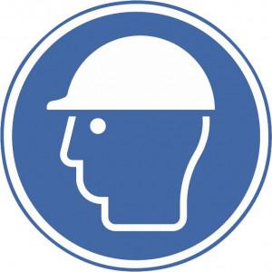 Kopfschutz benutzen