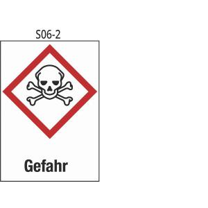 Gefahr Akute Toxizität