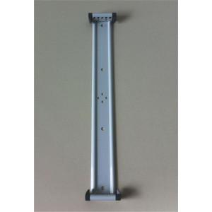 Wandhalter aus Metall für 5 Stück blanko Klapprahmen einschließlich Befestigungsmaterial