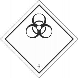 Ansteckungsgefährliche Stoffe