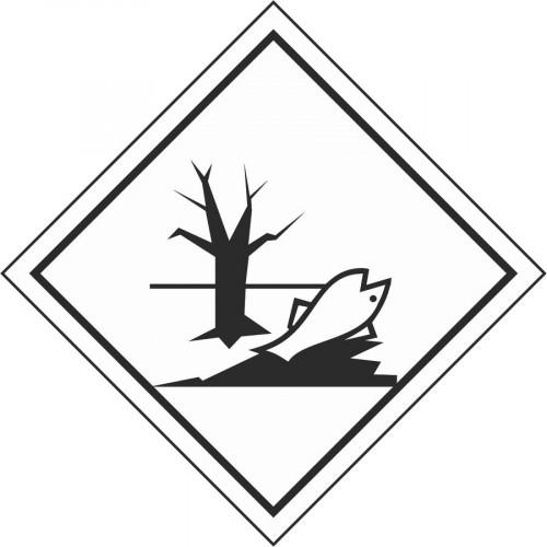 zusätzliche Kennzeichnung für umweltgefährdende Stoffe